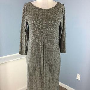 J Jill Wearever XS S Jersey Knit Shift Dress